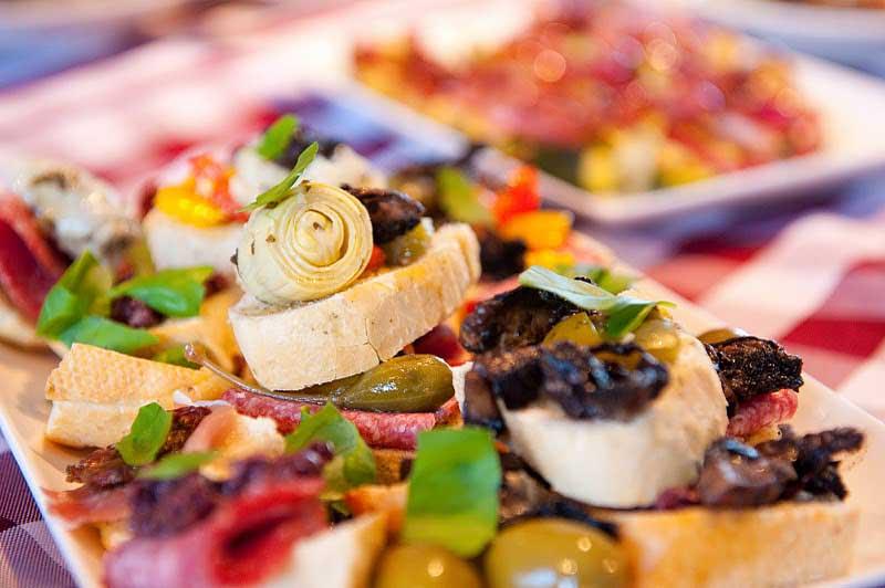 Italiaans genieten bij de pollepleats bruiloft inspiratie - Decoratie pizzeria ...