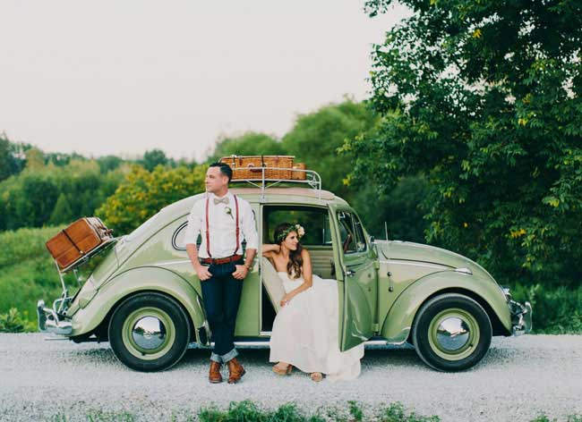 Steve Stanton Photography via Green Wedding Shoes