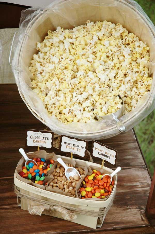 Popcorn bar 3