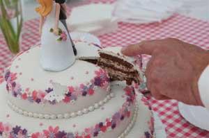 Besparen op je bruidstaart is zeker mogelijk
