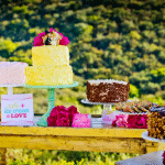 Eén bruidstaart? Of een heel taarten buffet?