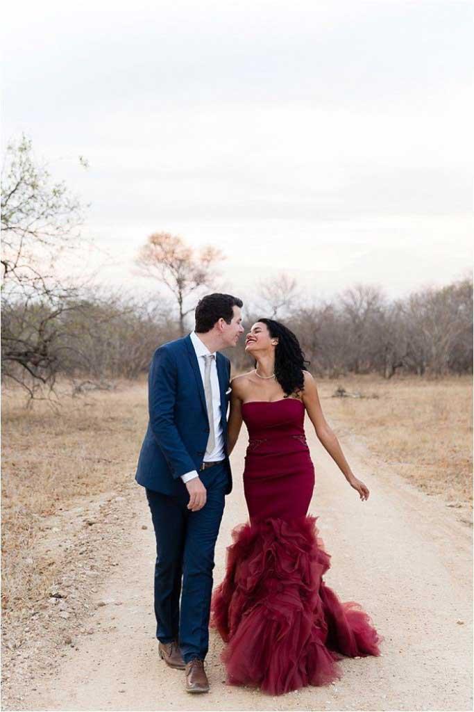 Emilia Jane Photography via Mod Wedding