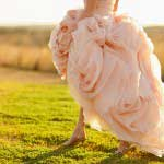 Een gekleurde trouwjurk: Durf jij het aan?