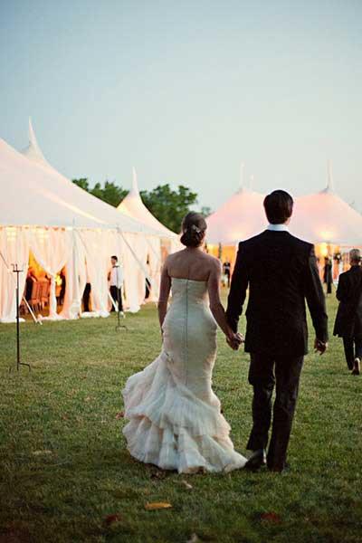 Patricia Lyons Photography via Bridal Guide