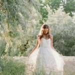 De mooiste bruiden met los haar