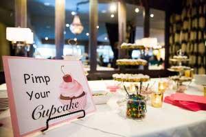 Pimp your cupcake bar