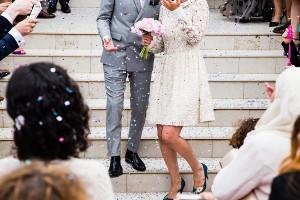 Bijdrage van gasten op een bruiloft