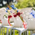 DIY styling bruiloft