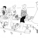BRIDES & CO menu SOAP TREATMENT STORE