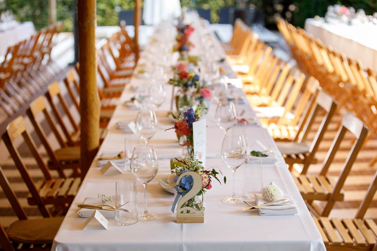 Tafelschikking bruiloft