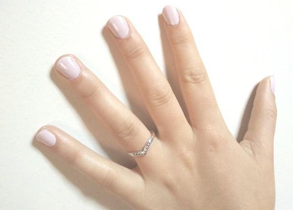 Bruidsnagels met CAPTION nagellak