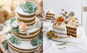 Carrot cake bruidstaart