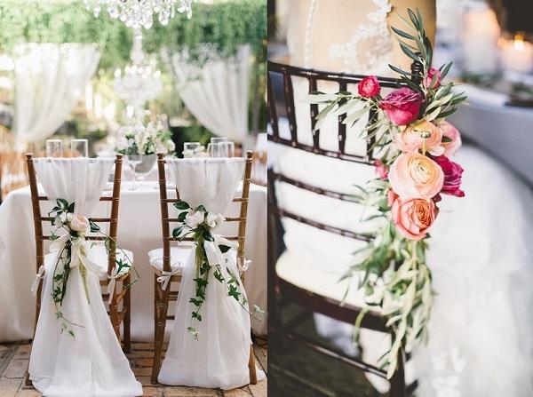 Stoelen aankleden voor jullie bruiloft bruiloft inspiratie for Bruiloft decoratie zelf maken