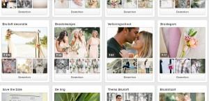Pinterest bruiloft