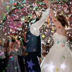 Confetti bruiloft