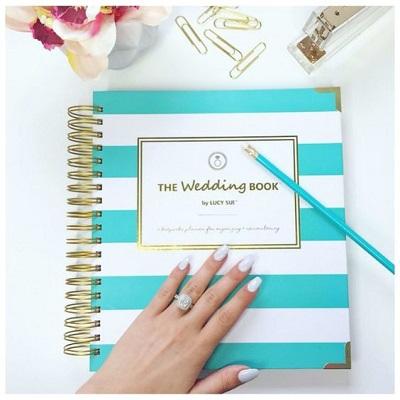 bruiloft plannen boek