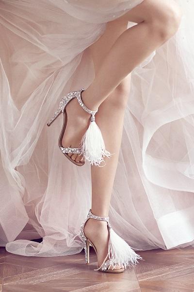 Fotocredits: Jimmy Choo via Brides Magazine