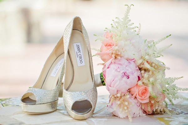 Jimmy Choo trouwschoenen