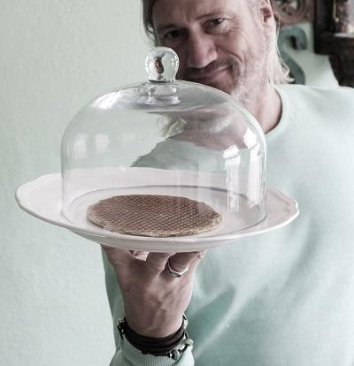Stroopwafels Koffieblond