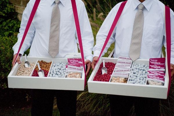 Bekend 50 Ideeën voor een originele bruiloft - Bruiloft Inspiratie &NZ23