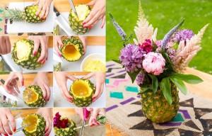 Ananas vaas