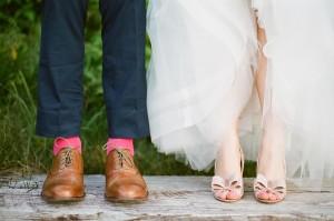 Trouwschoenen bruidegom