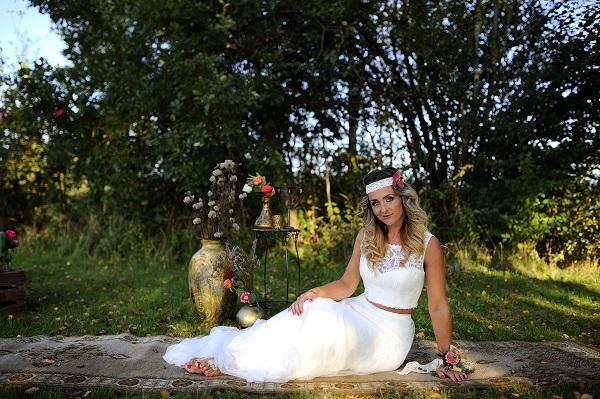 Oosterse bruiloft shoot