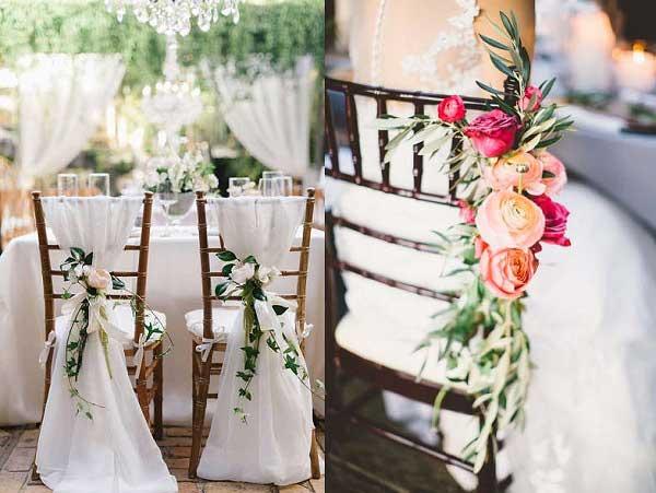 De mooiste stoeldecoratie om zelf te maken bruiloft for Bruiloft decoratie zelf maken