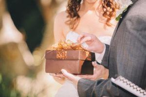 Huwelijkscadeau bruidspaar
