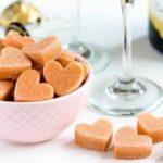 DIY: Romantische suikerklontjes in de vorm van een hartje