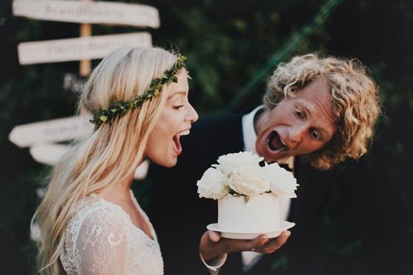Dingen die fout gaan op bruiloft
