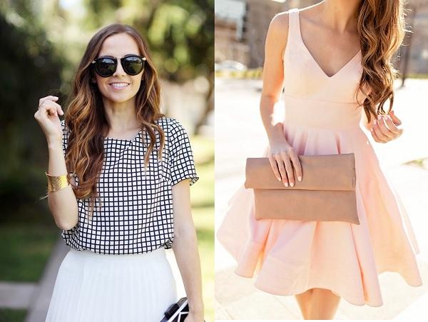 Outfits voor bruiloft gasten