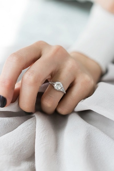 Verlovingsring ringmaat