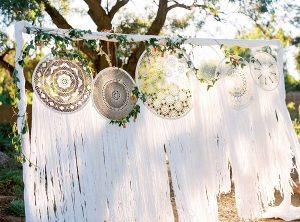Dromenvangers bruiloft