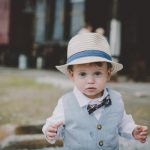 5 Super schattige kleine mannen op een bruiloft