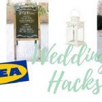 Ikea bruiloft hacks