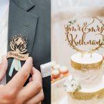 Lasersnijden: De leukste bruiloft ideeën