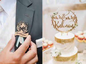 Bruiloft ideeën voor lasersnijden