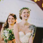 De mooiste bruiden met tatoeages