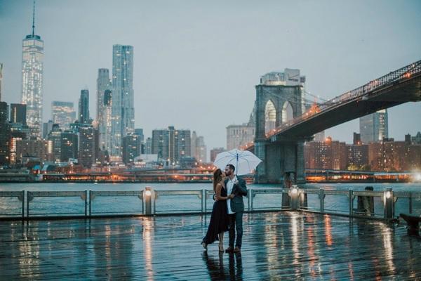 Verlovingsshoot New York