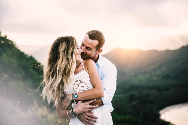 Verlovingsshoot in het buitenland