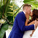 Real Wedding: Botanical bruiloft in Amsterdam