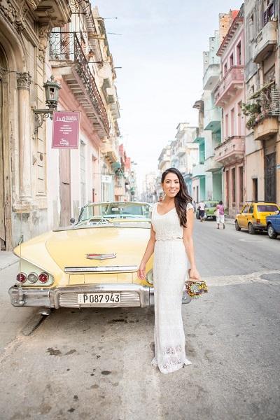 Cubaanse bruid