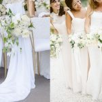 Gaaf idee: Een compleet witte bruiloft