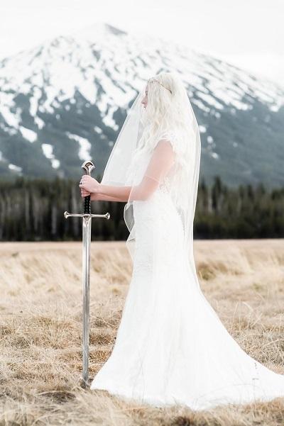 Game of thrones thema bruiloft