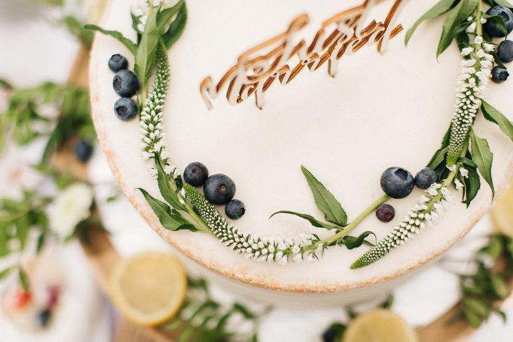 Bruidstaart zelf maken