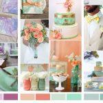 Kleuren voor bruiloft