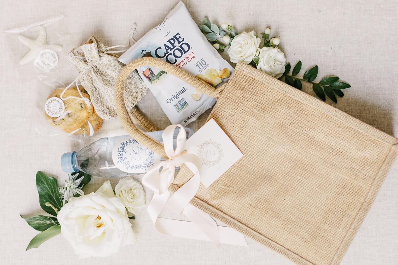 Goodiebag bruiloft